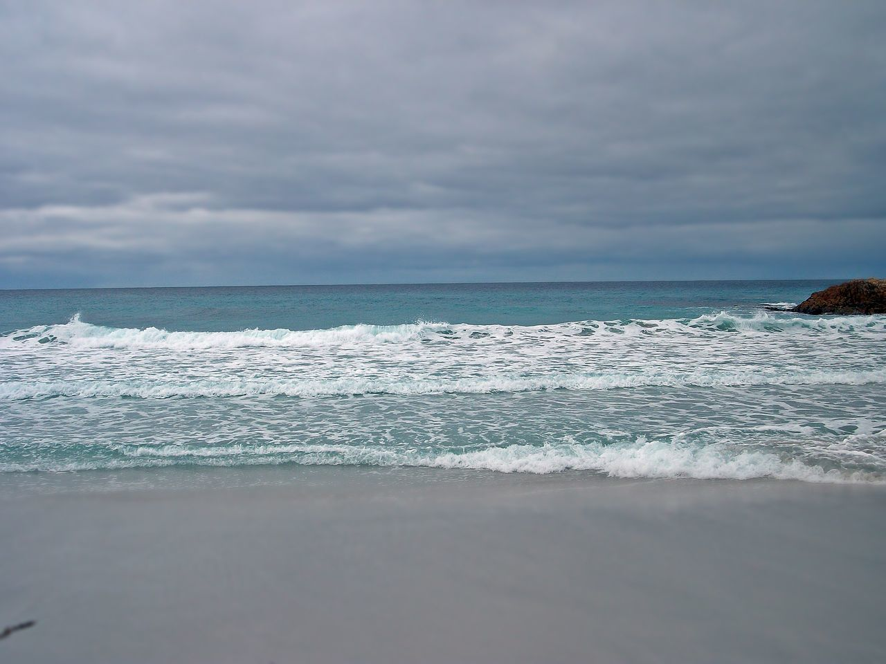 Friendly Beaches, Coles Bay Beach Beauty In Nature Cloud - Sky Day Friendly Beaches Horizon Over Water Idyllic Nature No People Outdoors Scenics Sea Sky Tasmania Tranquility Water Wave