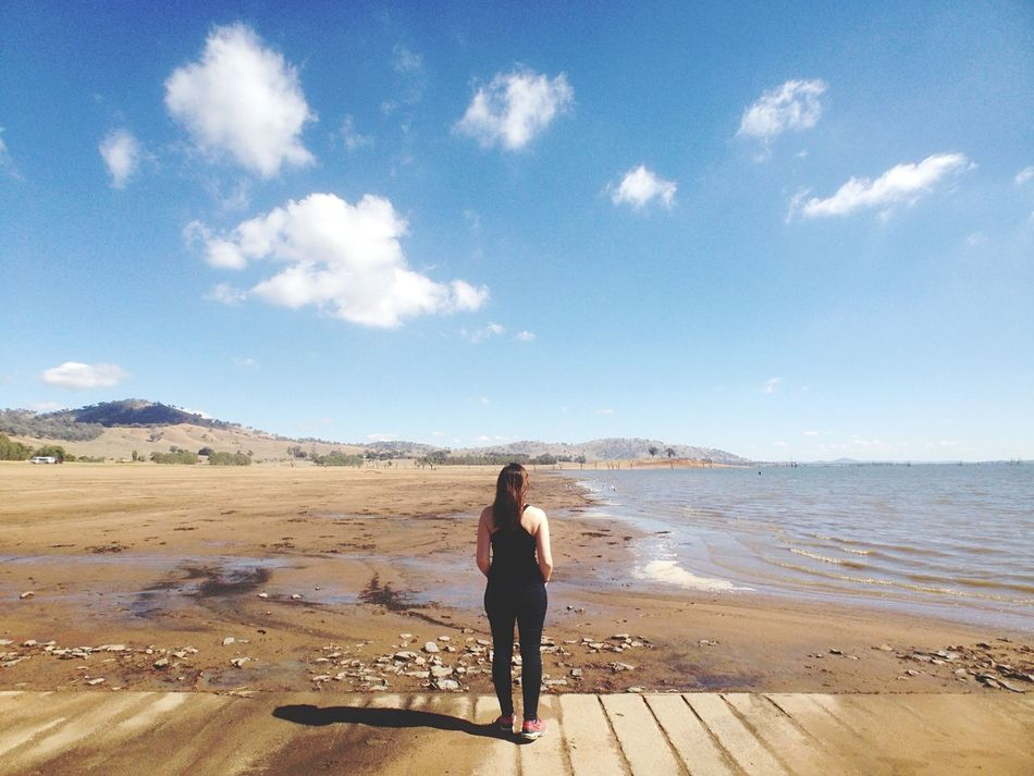 Beautiful stock photos of freedom, Australia, Beach, Beauty In Nature, Casual Clothing