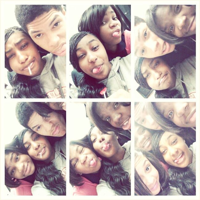 Happy Valentine's Day From Us To You I Love Them ♥♥♡♥♥♡