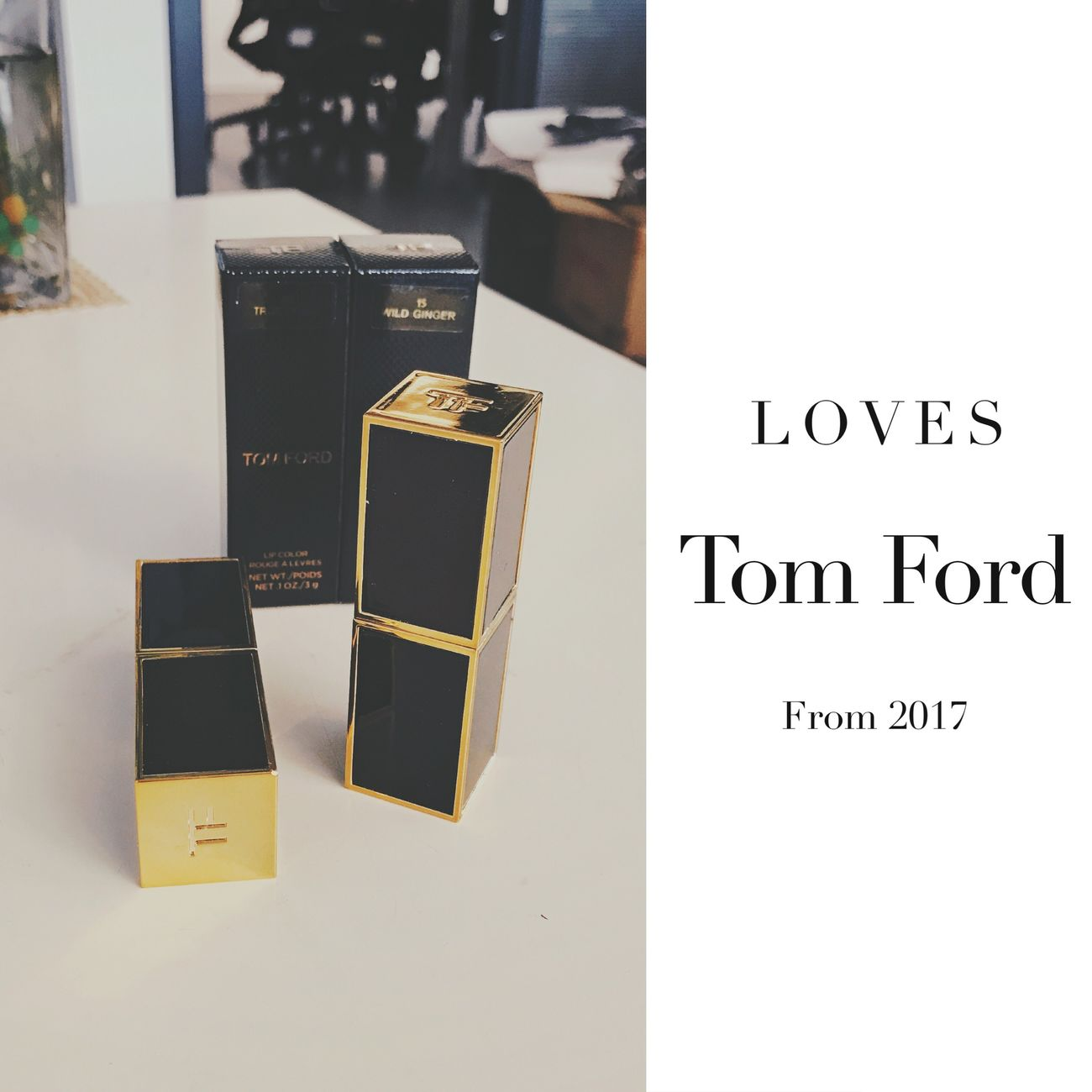 Makeup Tom Ford
