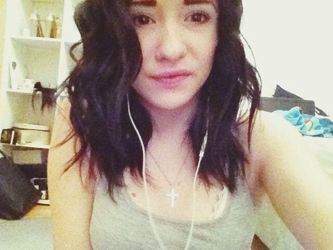 Curly Hair! Me Taking Photos Saturday