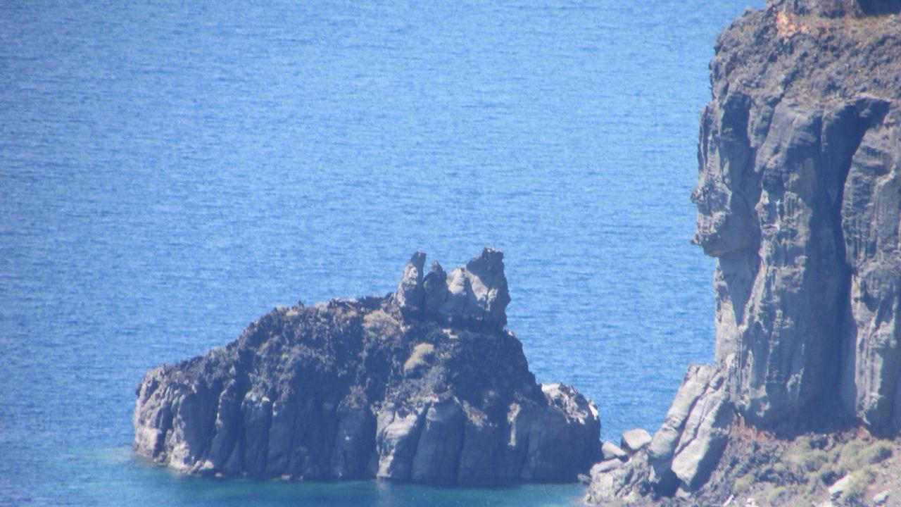 Cliffs Cliffside Cliff Rock Rocks Ocean View