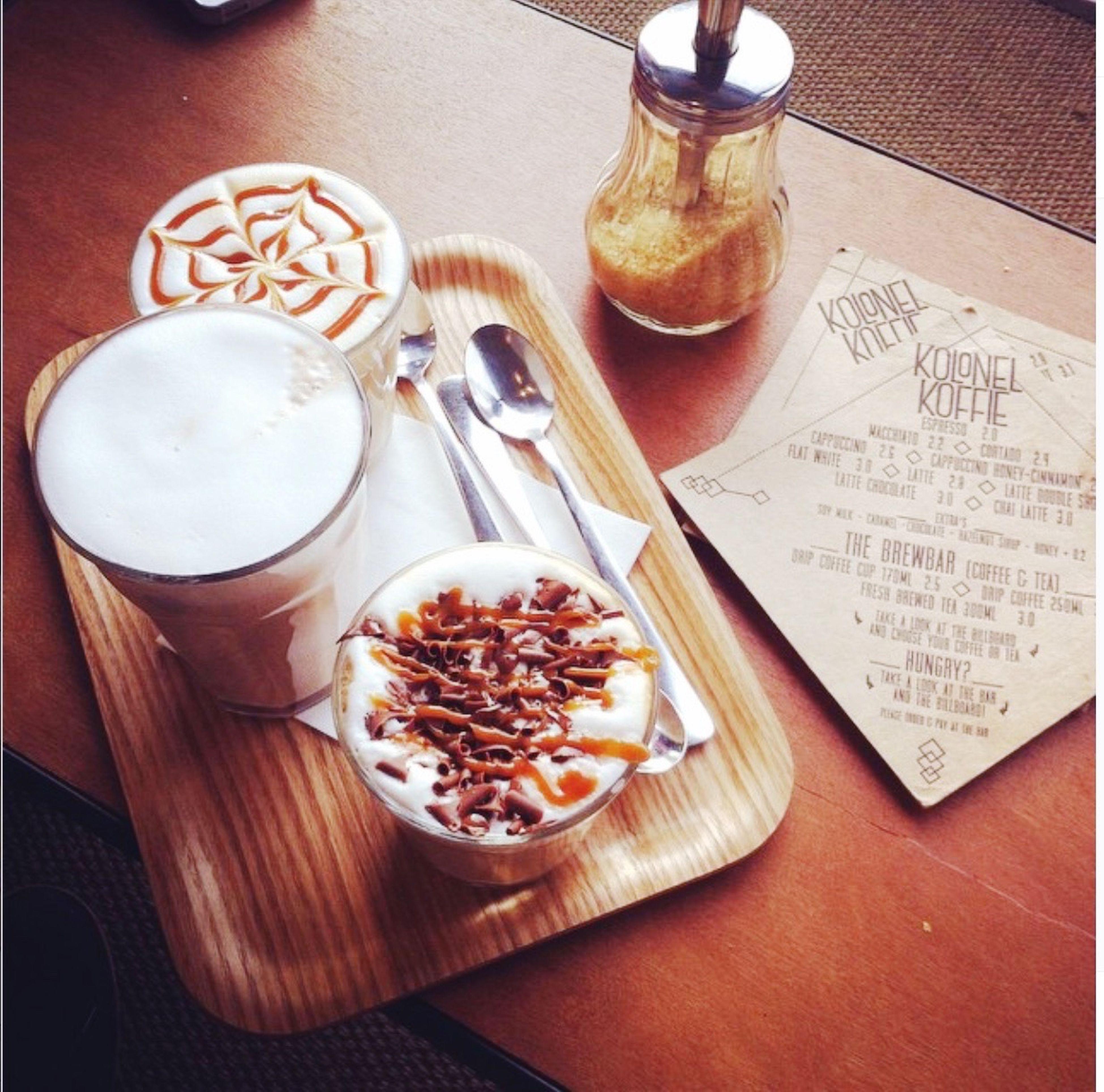 Rustige middag met vrienden en heerlijke koffie Antwerpen KoffieKarel