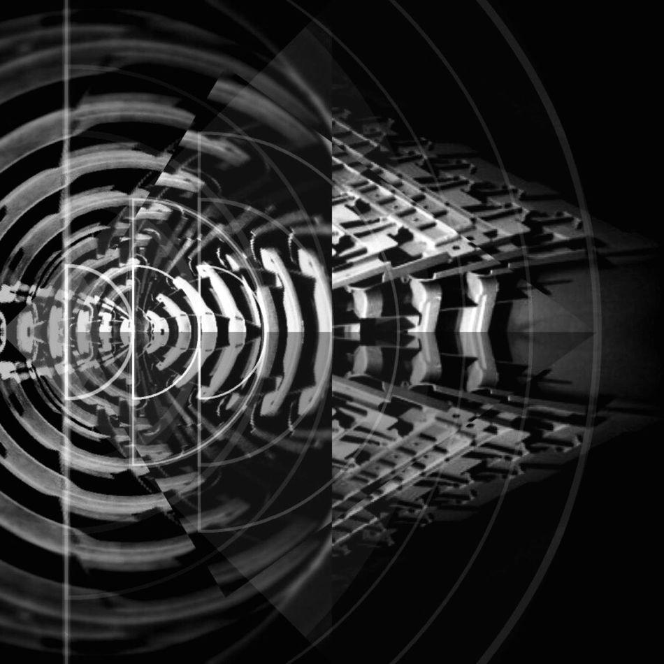 Abstract Black & White Geometric Abstraction Monochrome Blackandwhite Photography Geometric Geometric Shapes Digital World Blackandwhite Black And White