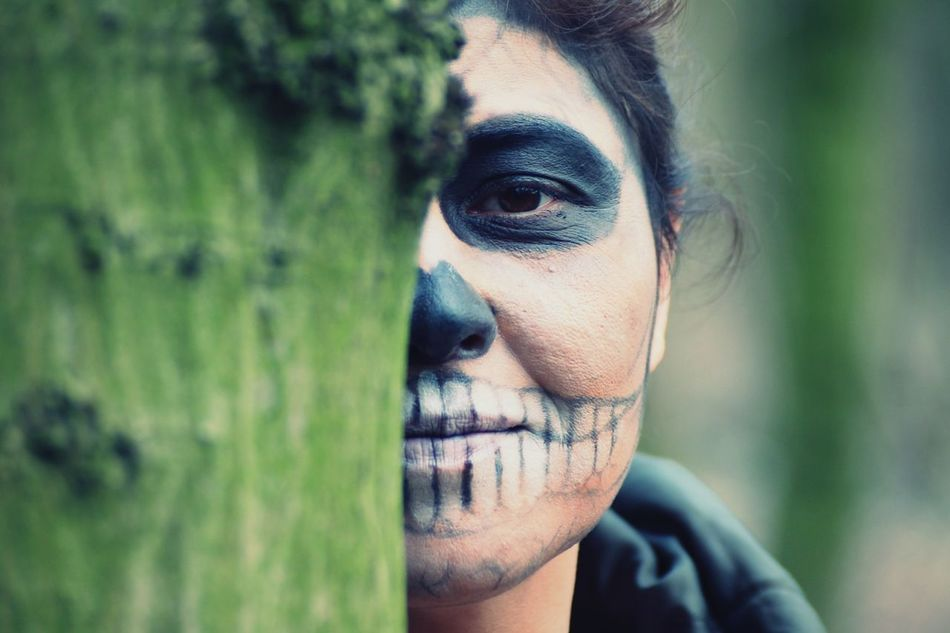 Beautiful stock photos of zombie, 35-39 Years, Close-Up, Danger, Day