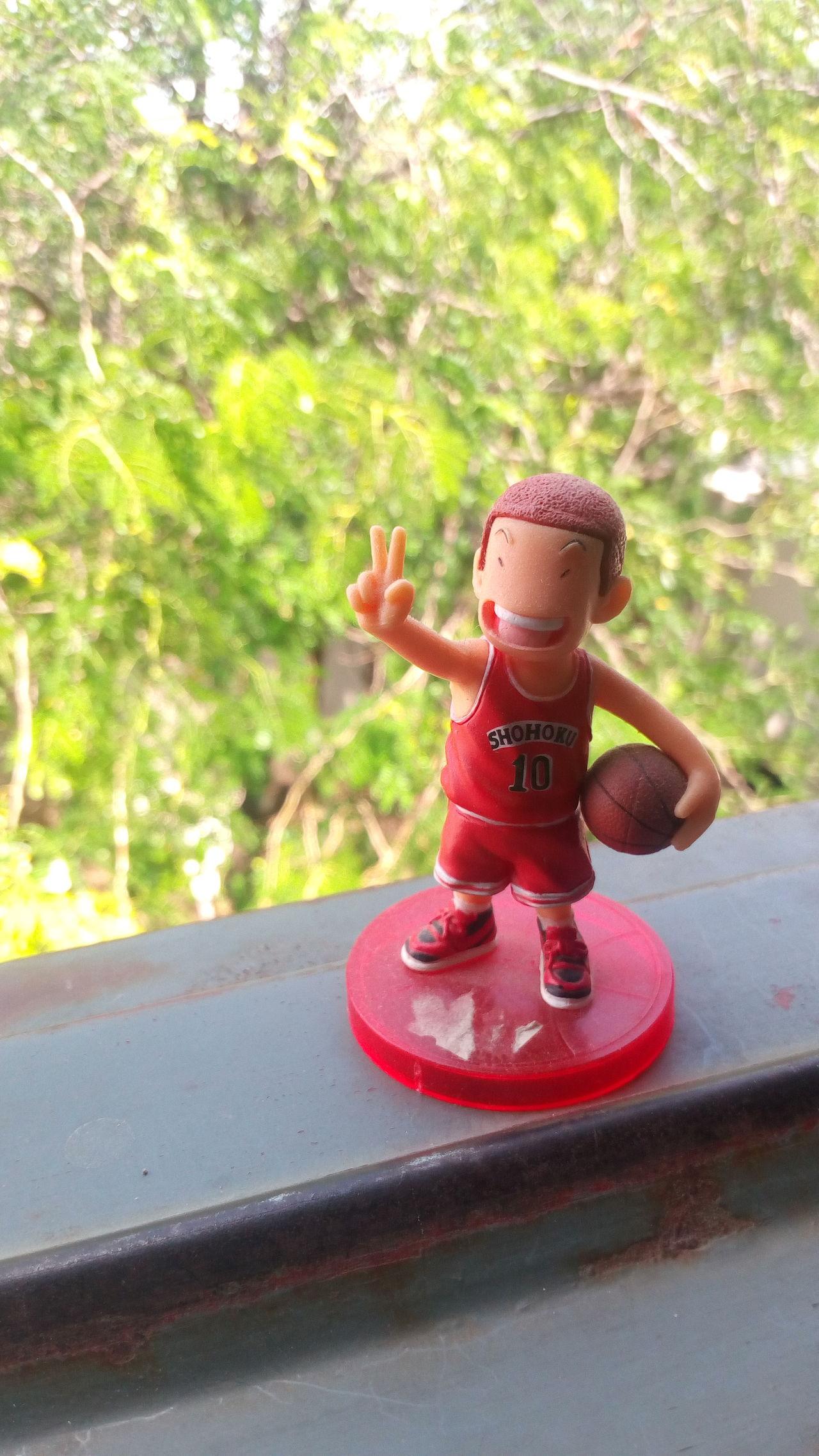 Hanamichi SlamDunk First Eyeem Photo Basketball Basquet Hanamichi Sakuragi SAKURAGI HANAMICHI Anime