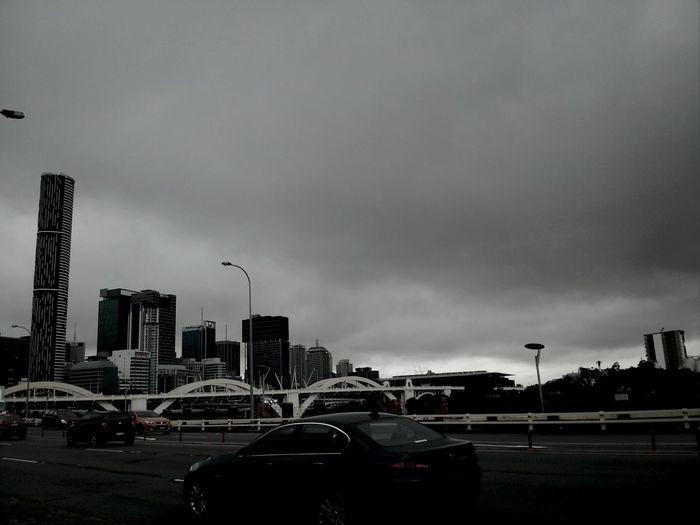 Brisbane Rain City The Calm Before The Storm