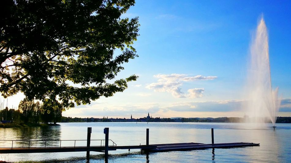 Taking Photos Enjoying Life Clouds And Sky Nature Landscape Switzerland Kreuzlingen Lake View Konstanz Landscape_photography Landscapes Weather Photography Weather Cloudy Skies Cloud And Sky Clouds Nopeople My Point Of View Mypointofview No People Tranquility