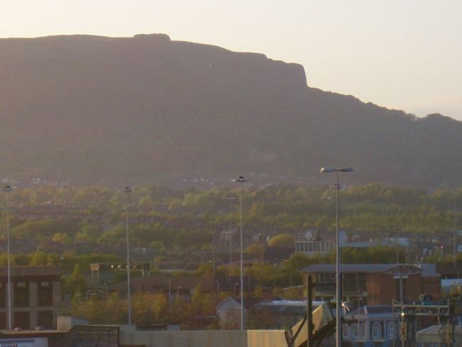 Beauty In Nature Belfast Cavehill Day Hill Idyllic Landscape Mountain Mountain Range Nature No People Non-urban Scene Outdoors Remote Rock Formation Scenics Sky Tourism Tranquil Scene Tranquility Travel Destinations