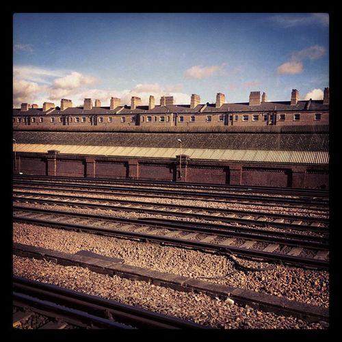 Viewsfromatrain Train Terrace Track rail
