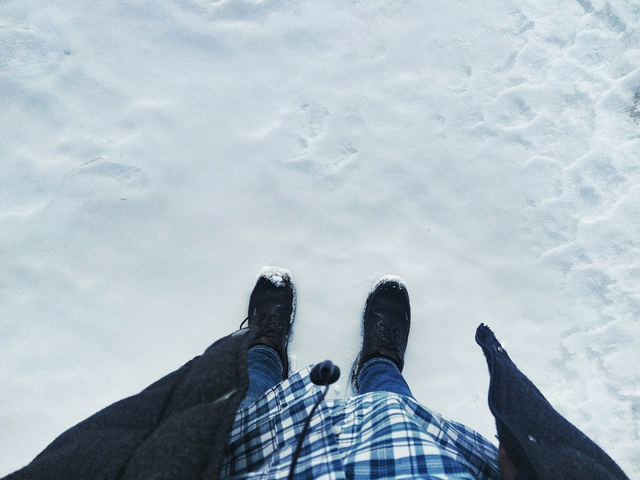 Shoe Human Leg Warm Clothing People Outdoors Close-up Day Leg Legs Shoes Snow Snow ❄ Spring Springtime EyeEm Nature Lover EyeEmNewHere Minimalistic