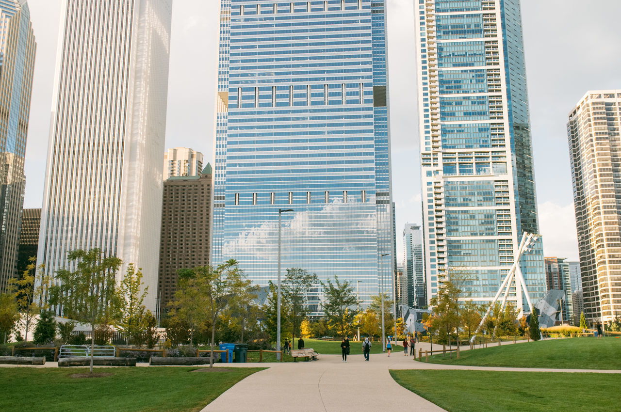 Beautiful stock photos of chicago, Architecture, Building, Building Exterior, Built Structure
