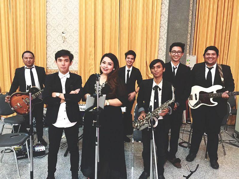 Wedding gig w/ sealy n friends Event EyeEm Surabaya Indonesian Acoustic Band INDONESIA Wedding Party Wedding Surabaya