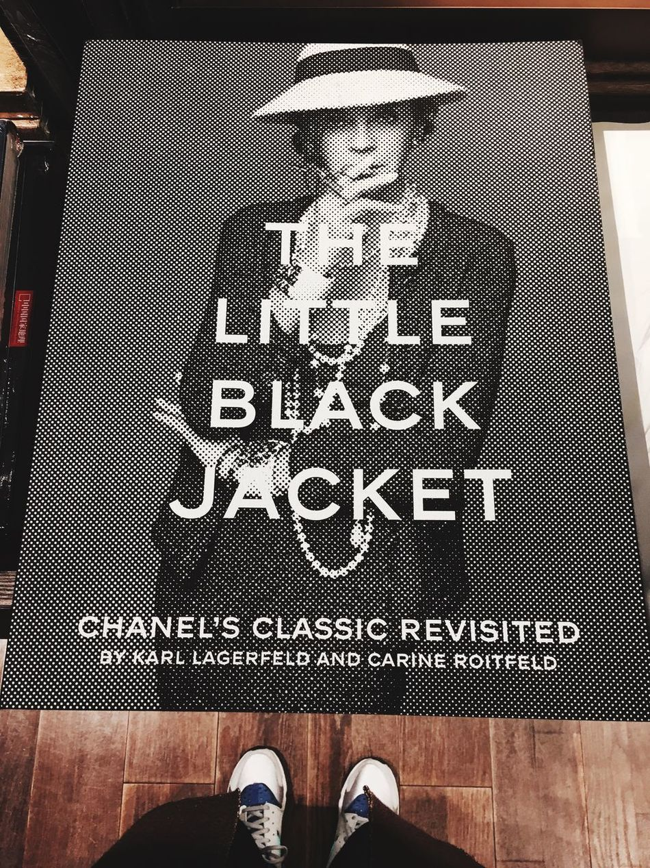 Chanel The Little Black Jacket