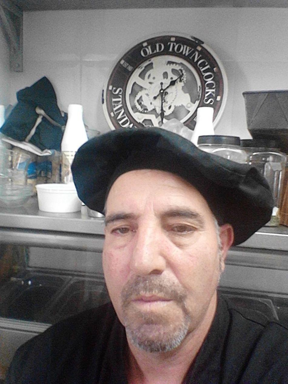 Jose luis .El cocinero