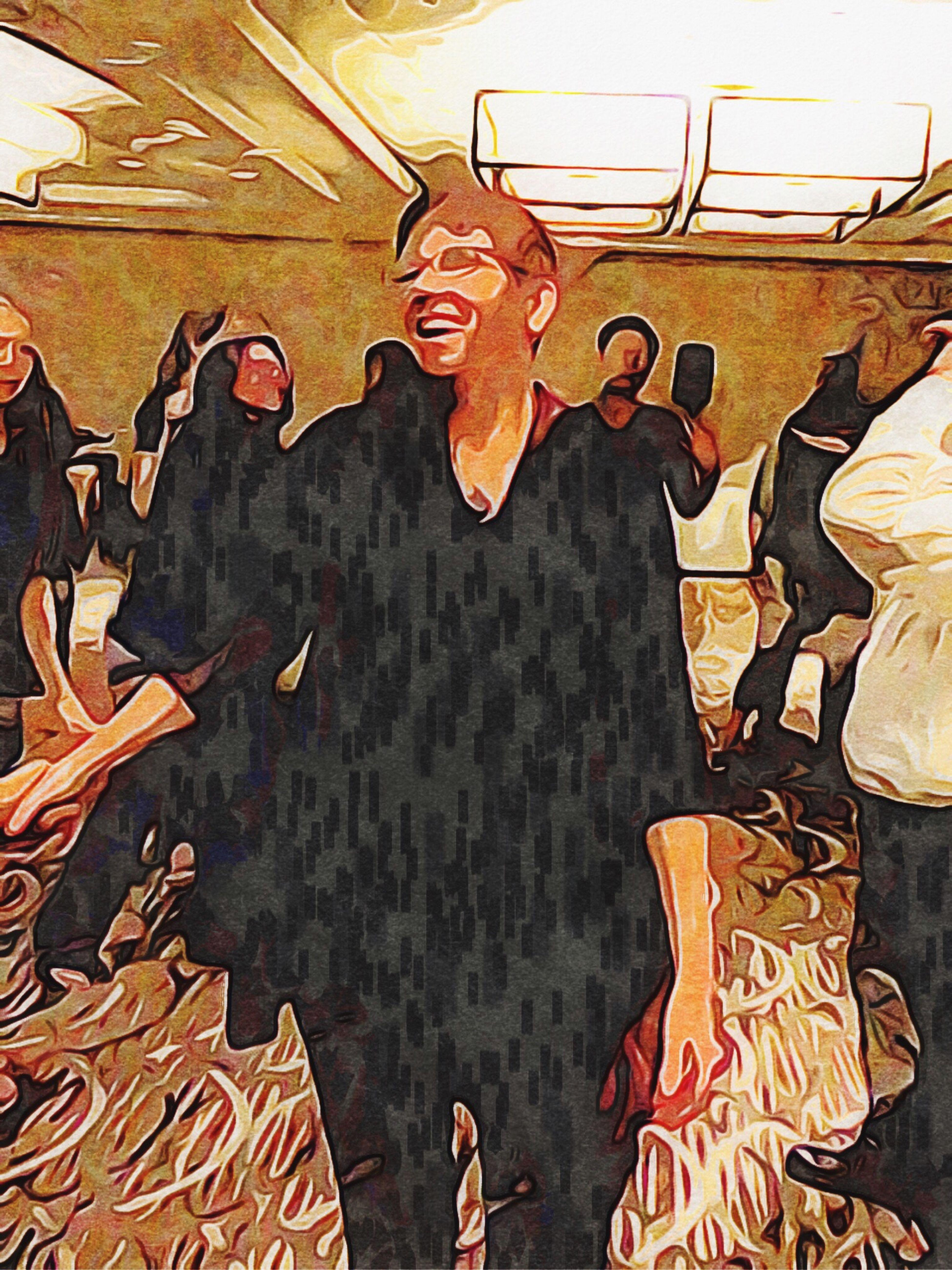 Diggin' the Dancing Queens, 2. NEM Mood NEM GoodKarma Mob Fiction NEM Painterly NEM Boundlesslove NEM Submissions