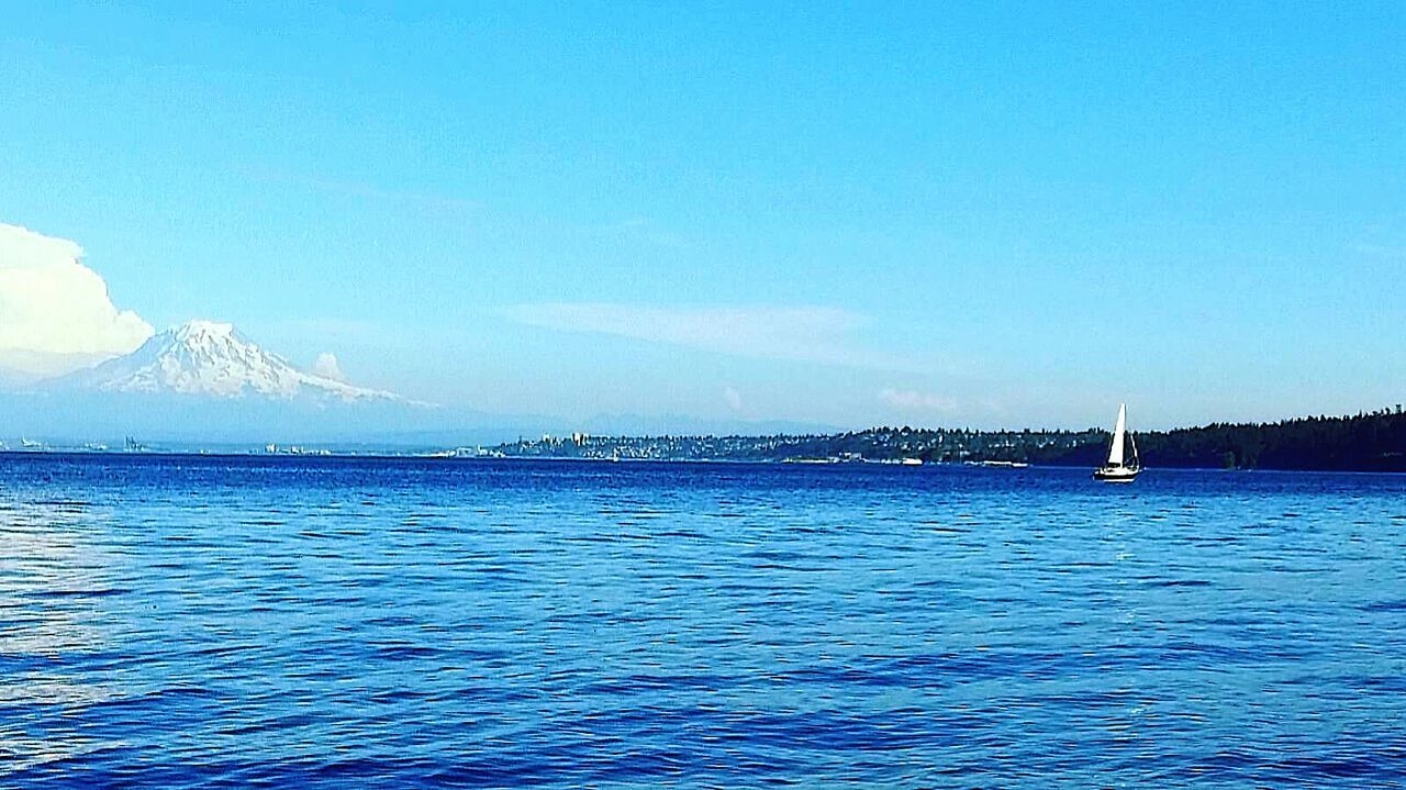 Mt.RAINIER Gig Harbor Washington State