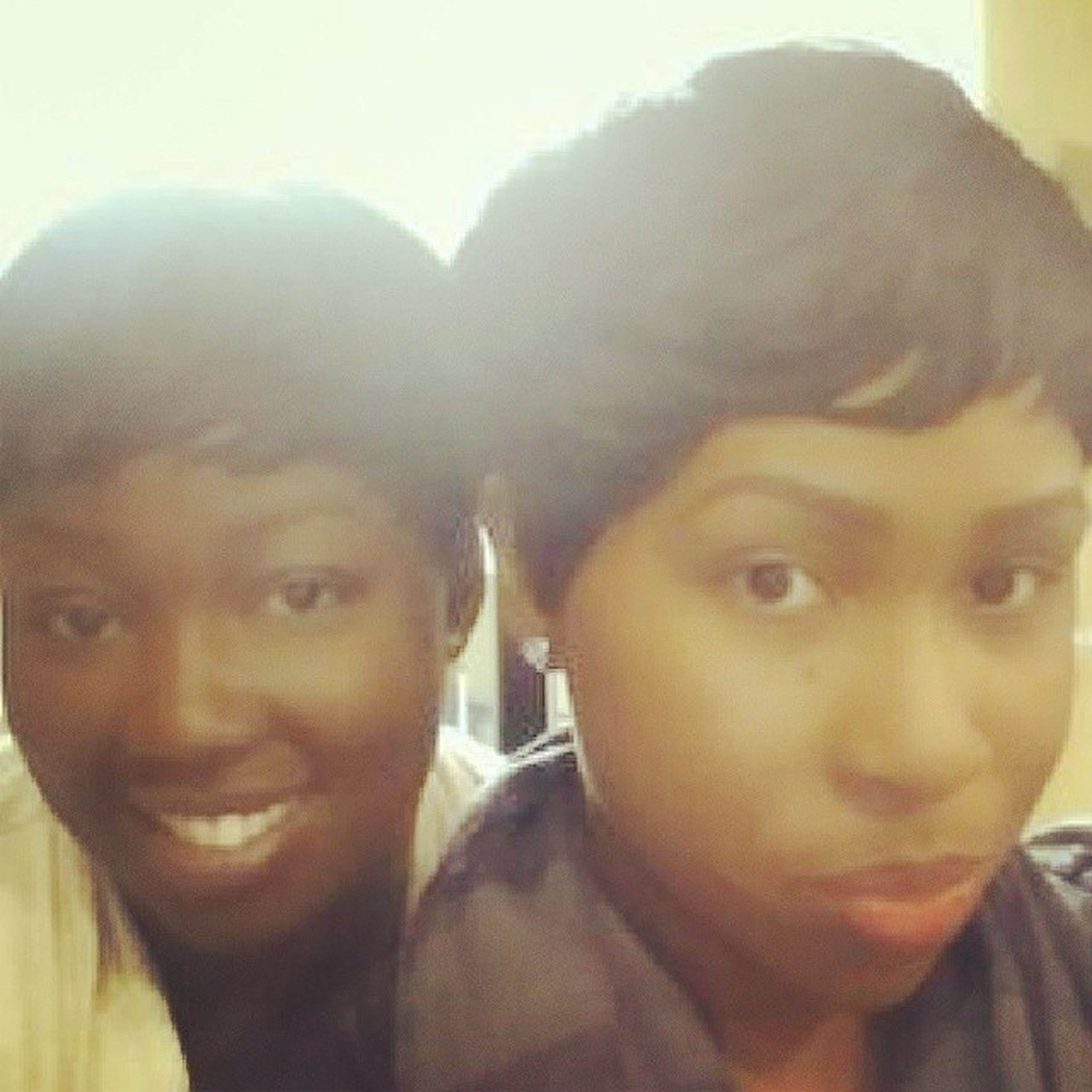 Us again, because we can......stank face Finegalnopimples Withmybestie Mynijaprincess