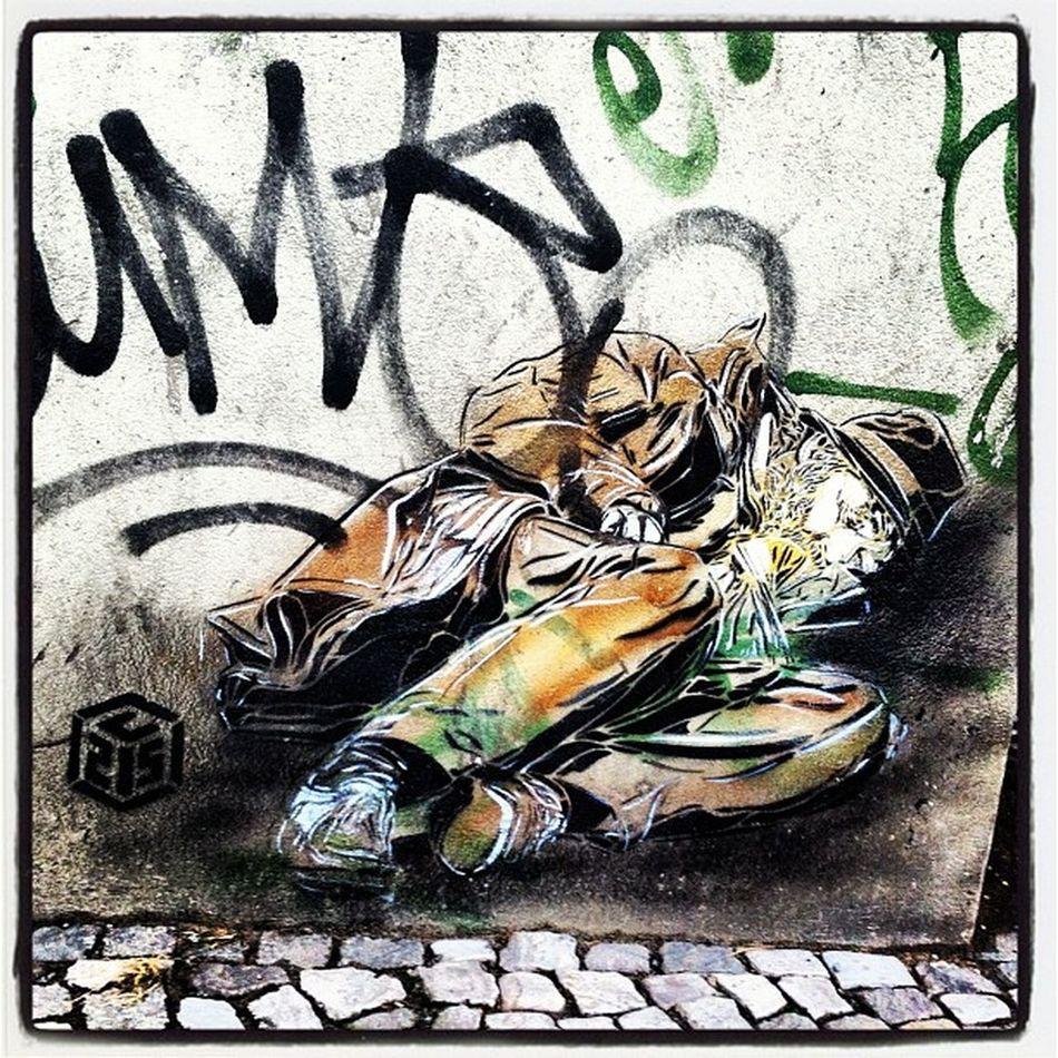 #c215 #drunk #man #paperbag #paper #bag #graffiti #art #urban #urbanart #stencil #artist #cobblestone #sidewalk #germany #berlin #berlinphotos #kreuzberg Drunk Sidewalk Berlinphotos Bag Paperbag Paper 35likes Artist Kreuzberg Man Booze UrbanART Stencil Berlin Blackout Graffiti Cobblestone Urban C215 Art Clarks Germany Coat Beard