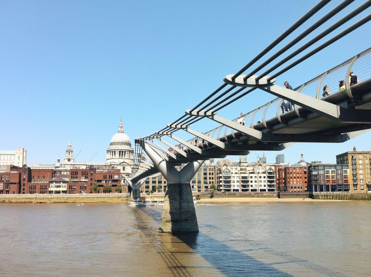 Beautiful stock photos of bridge, Architecture, Bridge, British Culture, Building Exterior