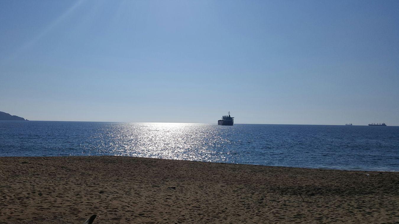 Taking Photos Enjoying Life Ocean View