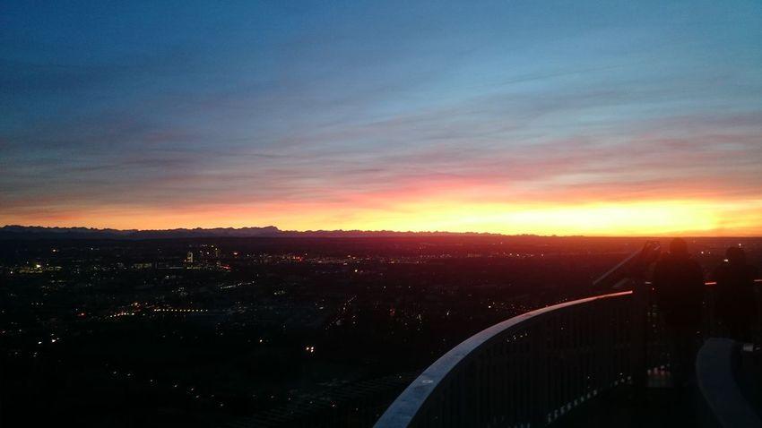 Architecture Built Structure City Cityscape Outdoors Scenics Sky Sunset