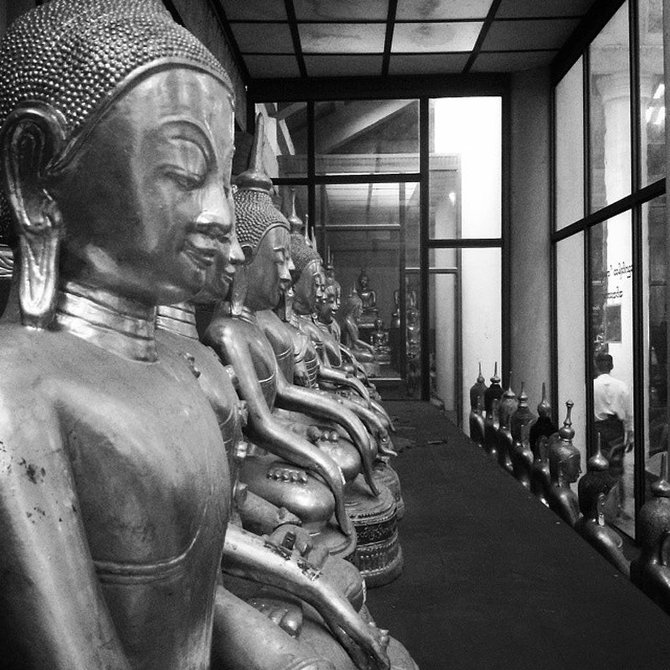 Morning Igers. Buddhist Buddha Morning Monastery Museum Mandalay Myanmar Burma Igersmyanmar Igersmandalay Igersburma Burmeseigers Vscocam Vscomyanmar Bargayarmonastery