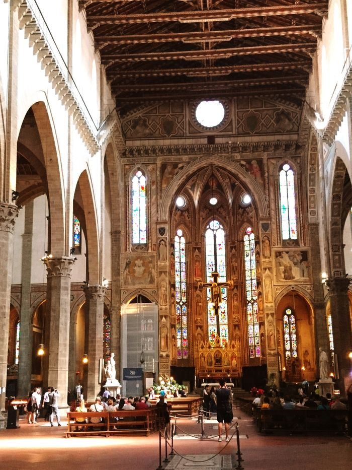 Florence, Italy Religion Indoors  History Architecture Travel Destinations Tranquility Cathredral Beautiful Architecture Built Structure