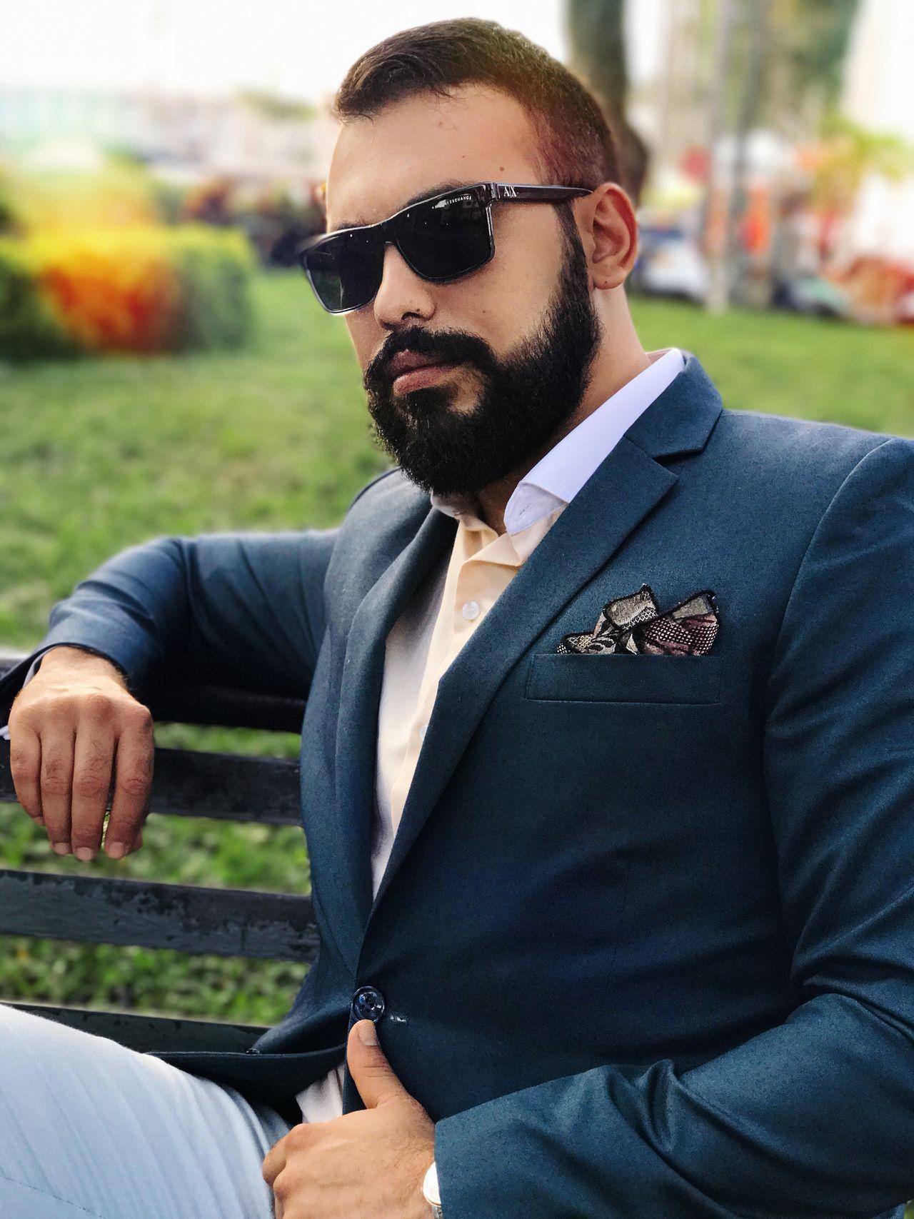 Portrait Retrato Fotografia Beard Men One Man Only Cool Attitude Macho People Sunglasses