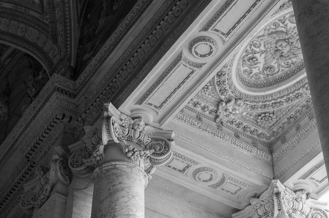 ©Amy Boyle Photography Arch Architectural Architectural Column Architectural Design Architectural Feature Architecture Built Structure Day Design Detail Façade Famous Place Historic History Italy Lookingup Low Angle View No People Ornate Outdoors Rome The Past Tourism VaticanCity
