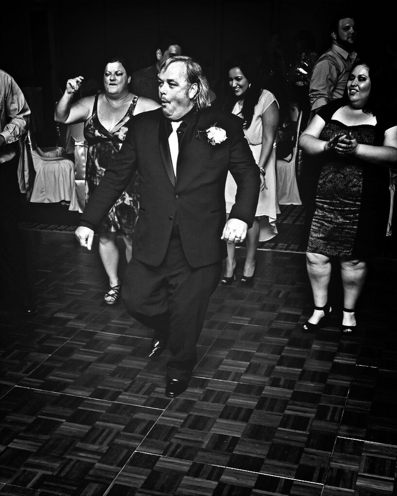 I Came To Dance Dance Black & White