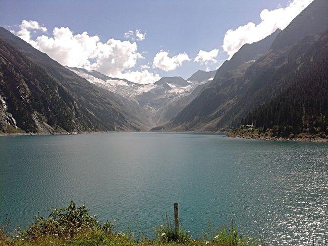 I Love Austria IloveTirol Mountain View Schlegeisspeicher Stausee Lovelynatureshots