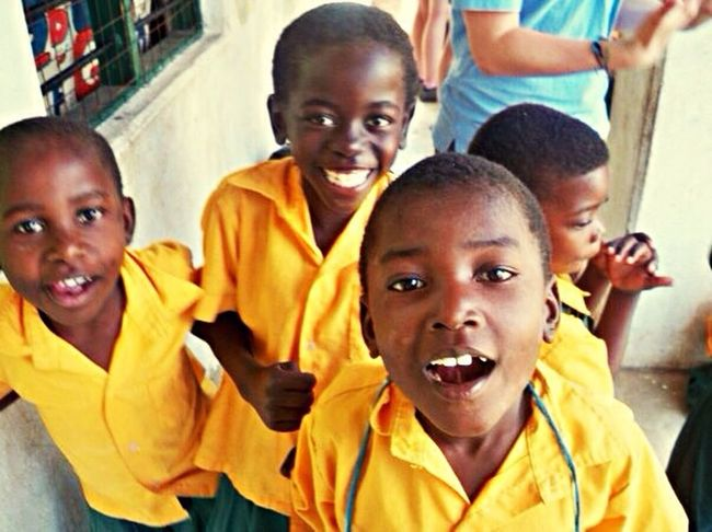 African children Happiness Africa Amazing Experience