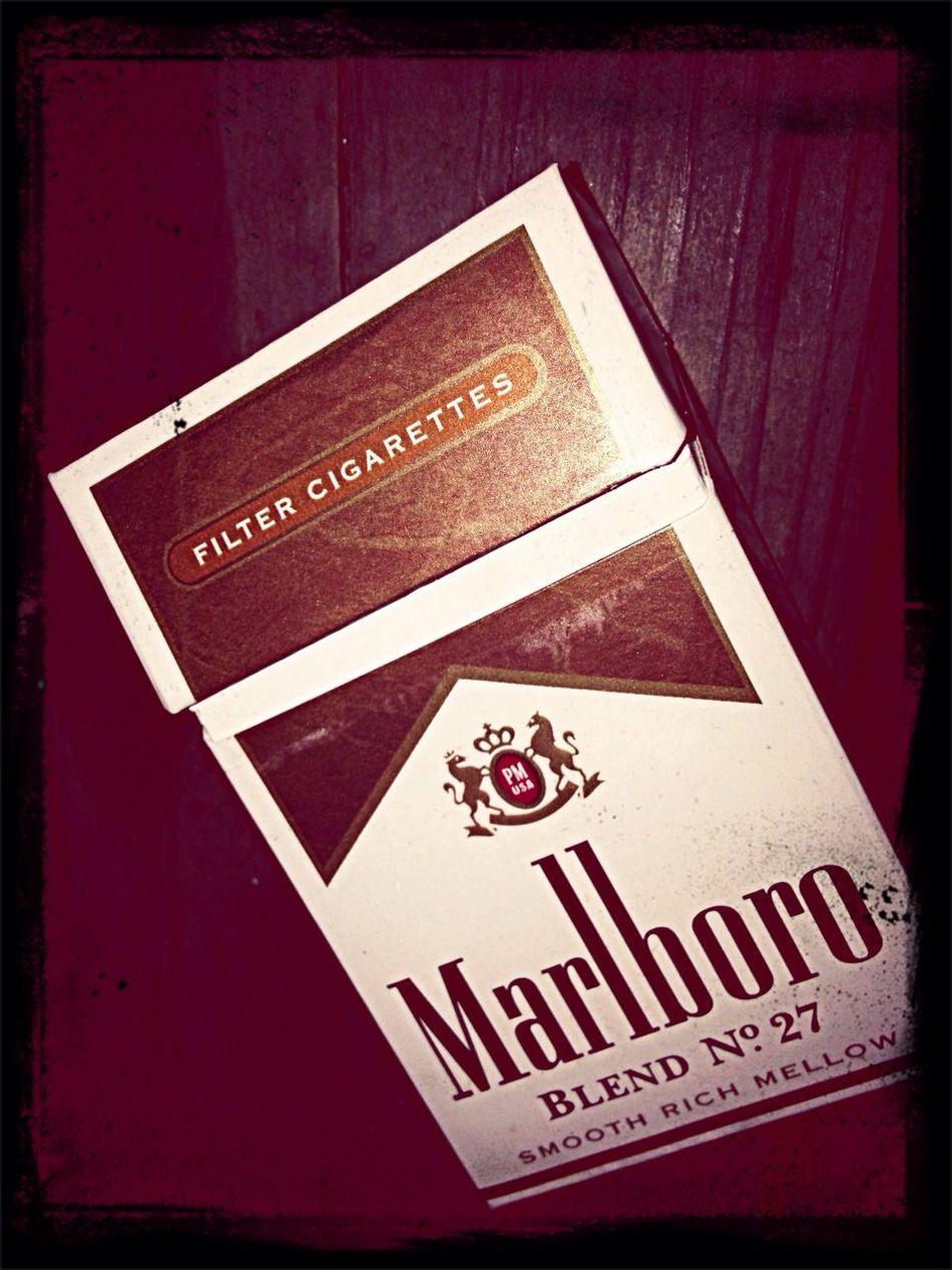 My Sweet Addiction Marlboro Cancer