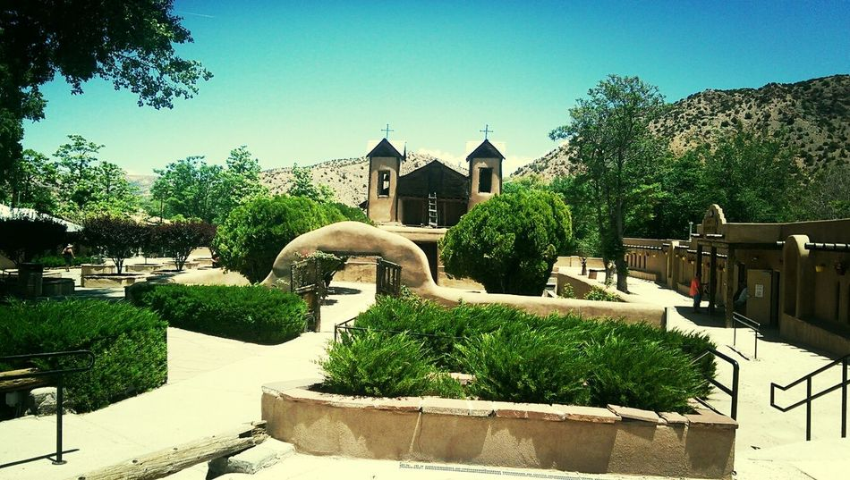 Isn't it beautiful??? Newmexico Historical Catholic Church Healing Place  Miracles