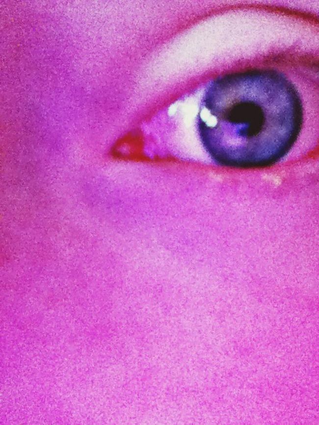 That eye tho