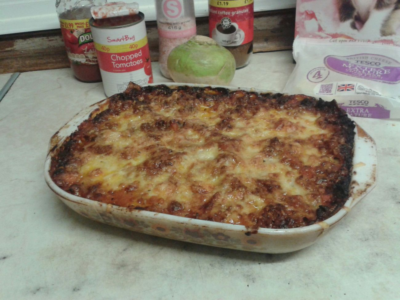 After a long day time for a hefty meal Dinner Time Uk Home Cooked lasagne Check This Out Razorspics Stinger11th