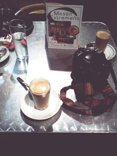 13 de febrero... cafelito!! SPAIN Cáceres Guadalupe Lola Rivera Febrero 2013 Lolarivera Coffee Travel