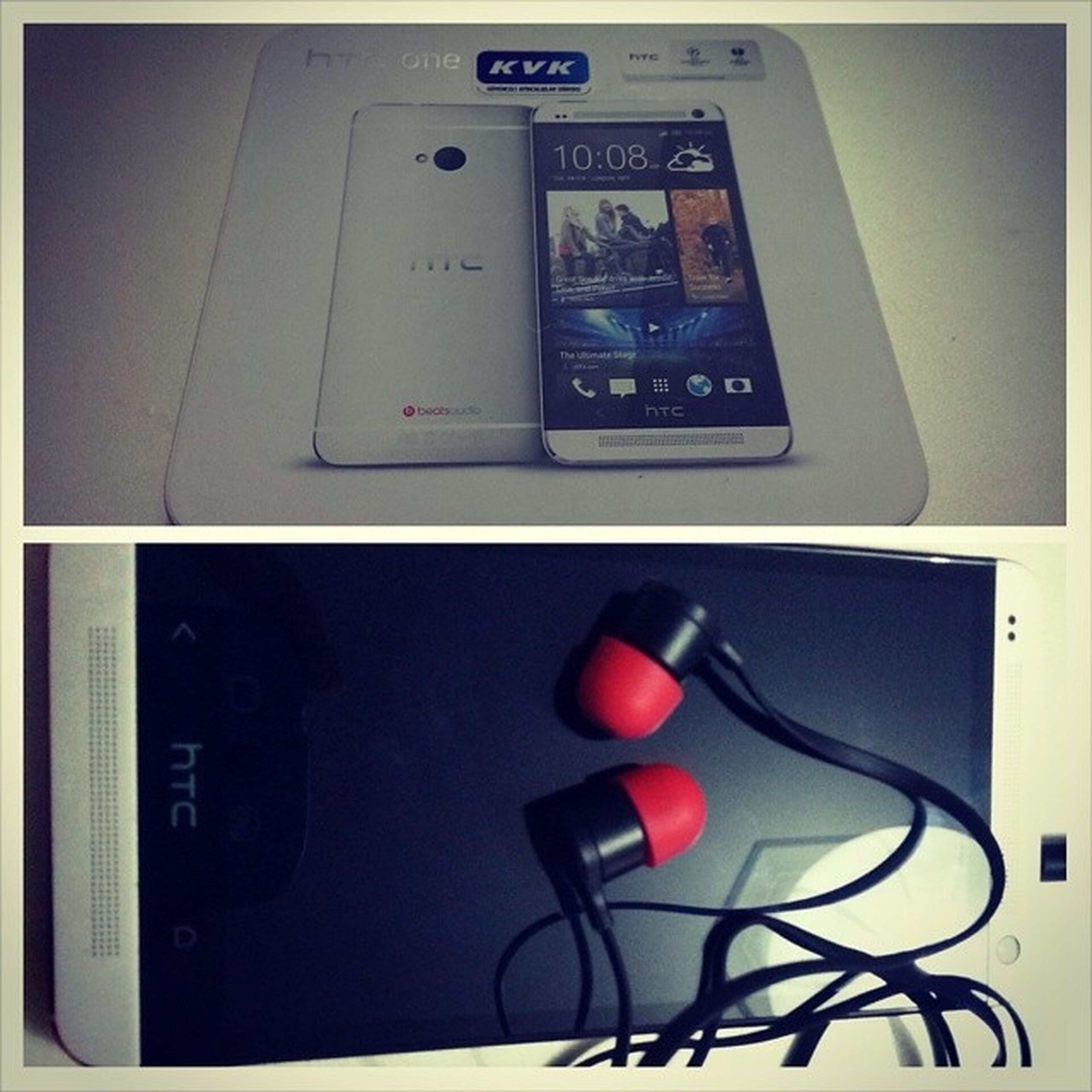 Güne HTC ile merhaba demek .. Anlayamazsınız!! HTC One Serisi BeatsAudio bugunagzimkulaklarimda