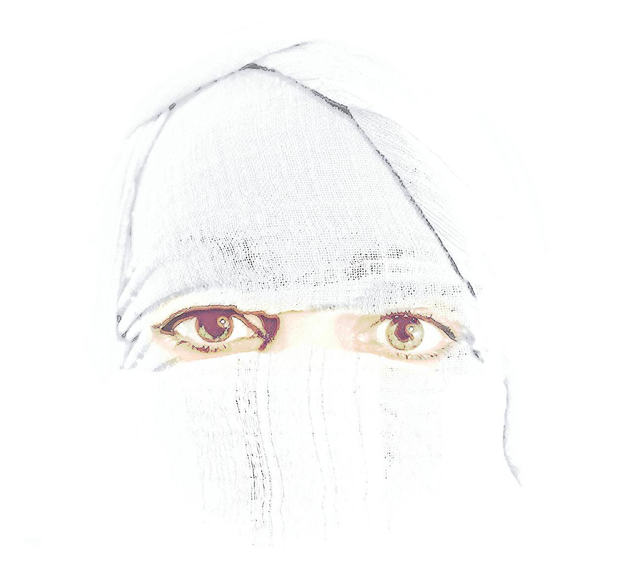 Portrait Of America Freedom Religion Peace And Love Celebrating Love! Kind Good People Acceptance Muslim Woman EyeEm Best Shots - People + Portrait