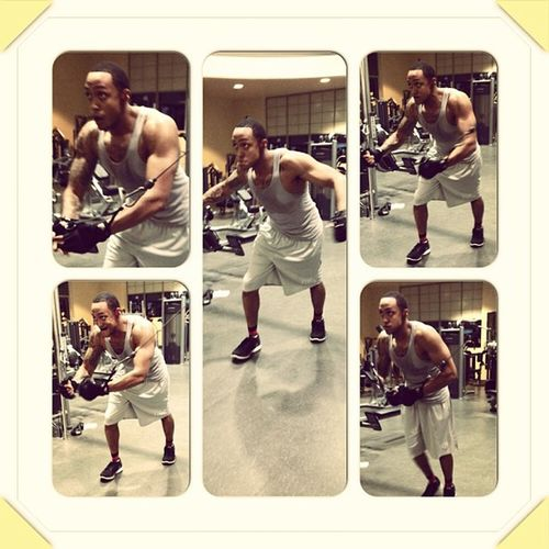 Some of y'all was wondering if I fell off!!! Getrealson GymLife Almostmidnight