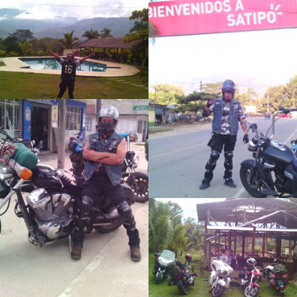 we made a nice trip to satipo, then oxapampa and other small and beauty towns in the jungle, very beautyful route, recommended for sure partners Packing My Suitcase Travelling Check This Out Lima-Perú Chopper Bike Harley Davidson Bikers Brotherhood Mc Keeway