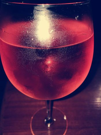 Wine Pinkwine Wineglass Cold Temperature Loveit♥ Withmylove♥ Happy People Polishcouple