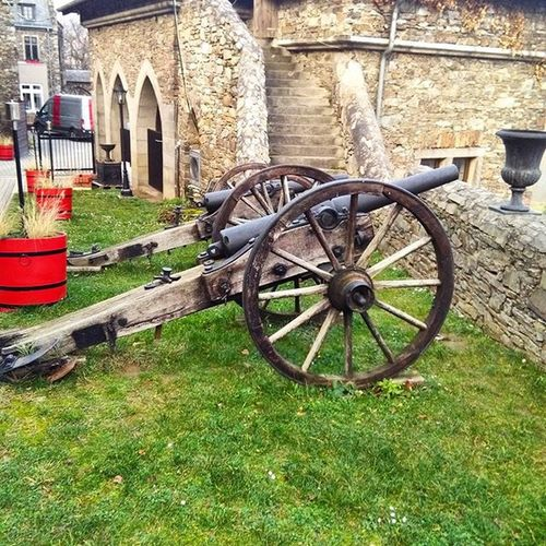 Burgreichenstein Cannon Kanone Waffe
