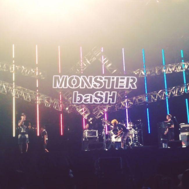#モンバス #MONSTERbaSH2013 モンバス Monsterbash2013