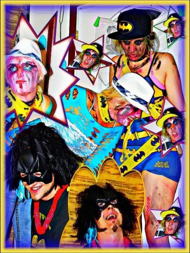 Imposters Collage Kissitkoolaid Yahtzi
