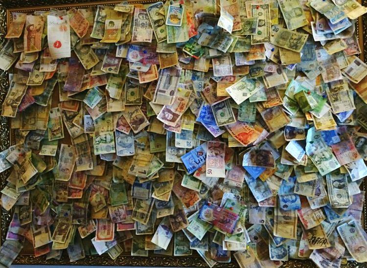 Money Around The World Reastaurant Weekendvibes Praguelife DifferentStyle Restaurantvibes Lovelyplaces Beingacitizenoftheworld💗
