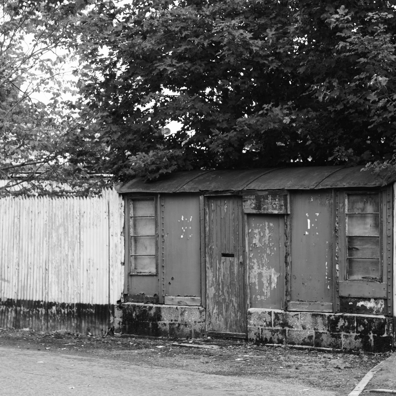 Maud Depot Abandoned Architecture Building Exterior Built Structure Closed Depot Door No People No People Old Abandoned Places Old Old Railway Carriage Outdoors Ruined Building Scotland Wood - Material