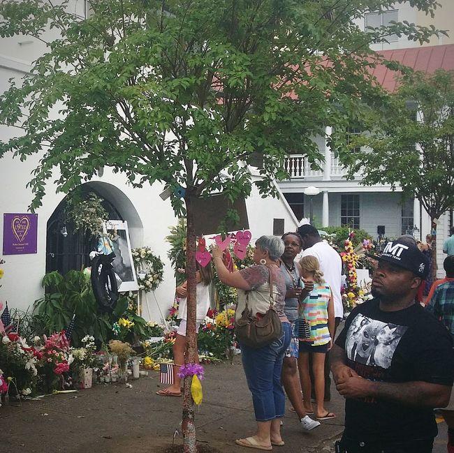 Reflection Forgiveness Charleston9 The Photojournalist - 2015 EyeEm Awards