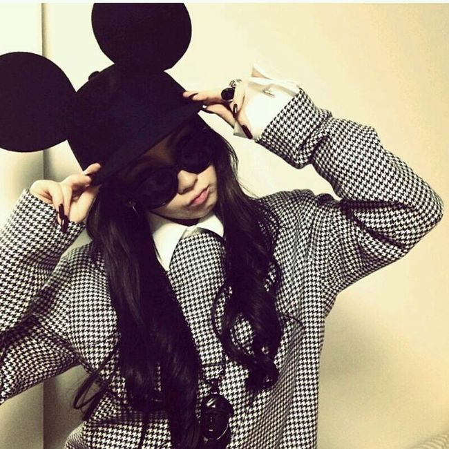 Fun Mickey Mouse Today My New Style